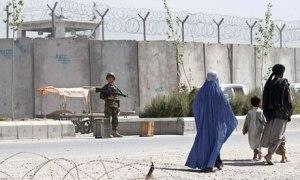 Kandahar prison