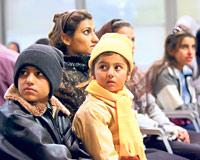 Iran refugees in Turkey